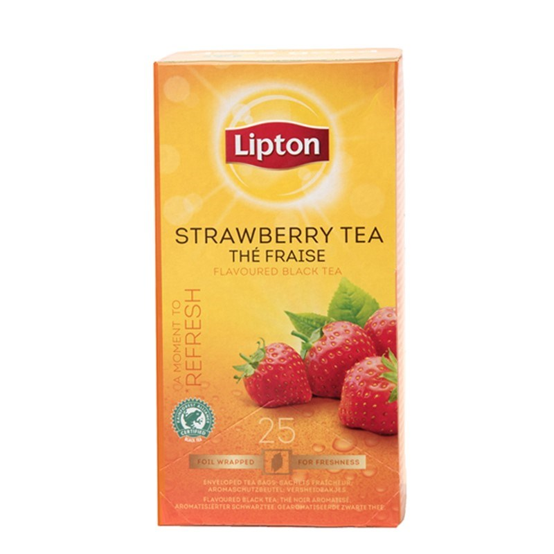 LIPTON Classic Strawberry Tea