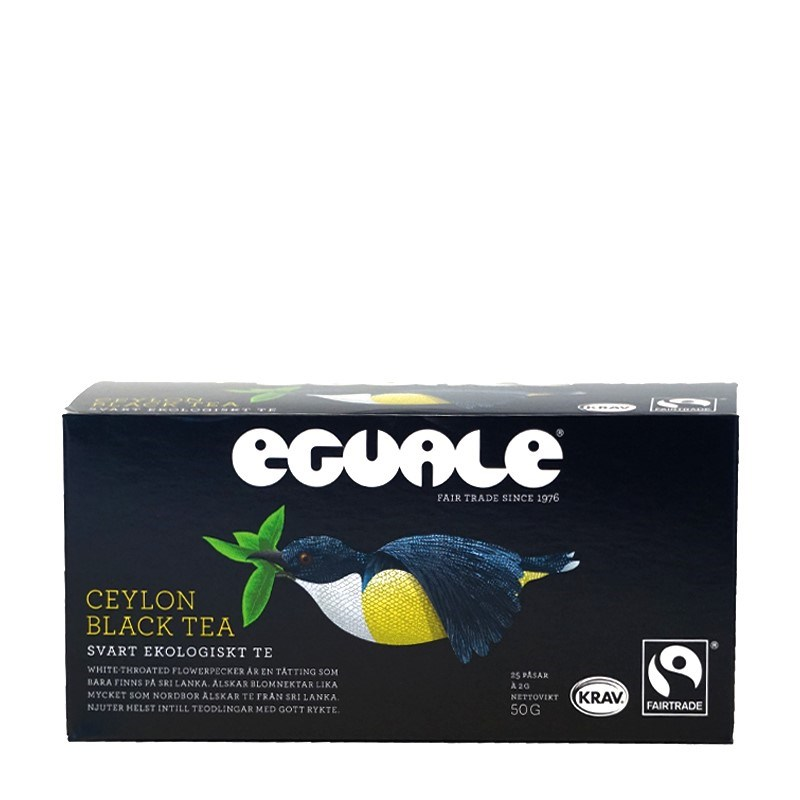 Eguale Ceylon Black Tea