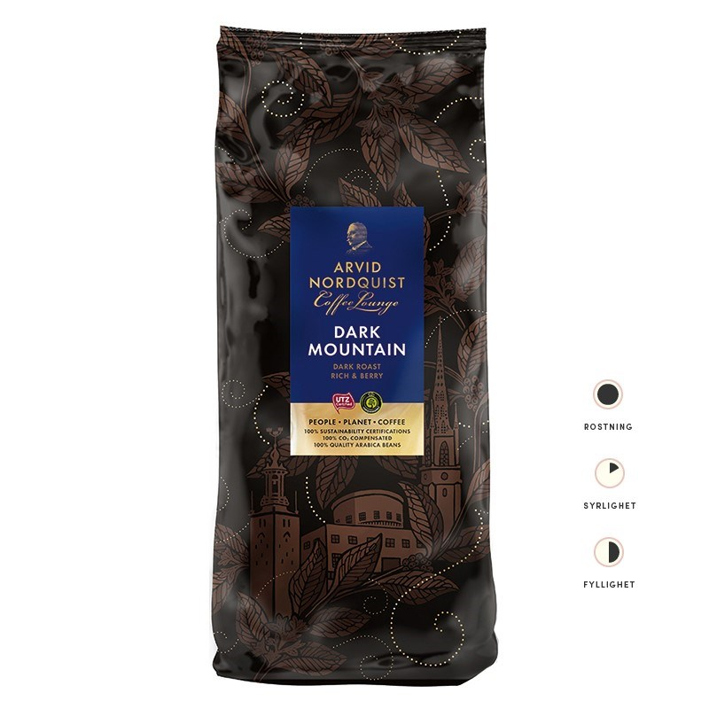 Arvid Nordquist Dark Mountain Hela Bönor 6kg