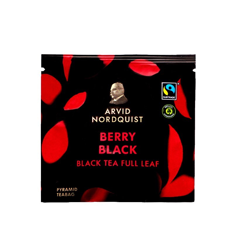 Arvid Nordquist Berry Black 40st refill