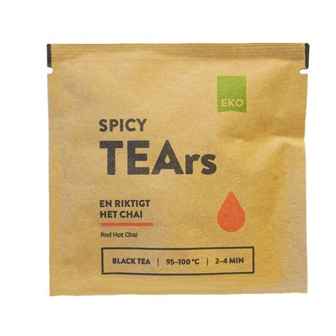 Tears Kuvert - Spicy 40st