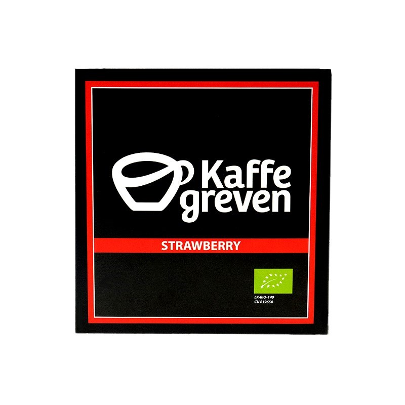 KG Strawberry tea 100-pack